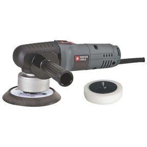 "6"" Right Angle Random Orbit Sander, Model 7346SP, with Polishing Accessory"