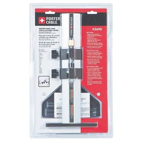 Porter-Cable Router Edge and Circle Cutting Guide, Model 42690