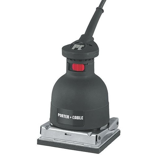 View a Larger Image of Porter-Cable Speed-Bloc Quarter-Sheet Finishing Sander, Model 330