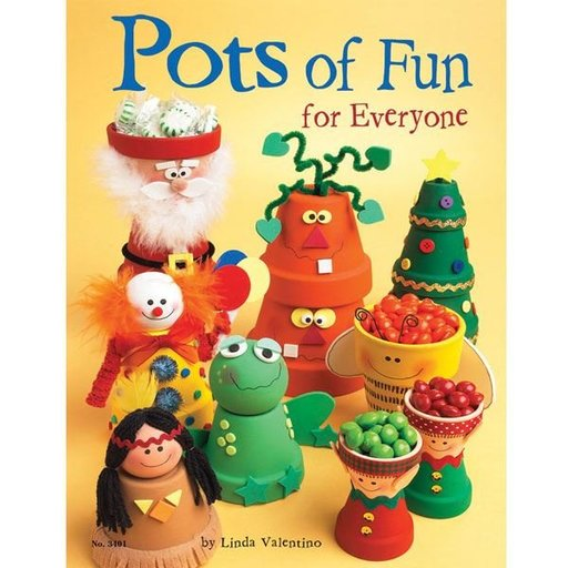 View a Larger Image of Pots Of Fun For Everyone