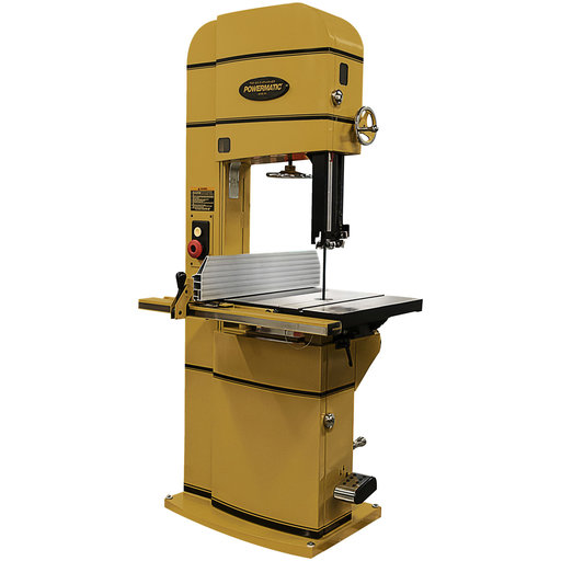 "View a Larger Image of 18"" Bandsaw 5HP, 1PH, 230V, PM1800B"
