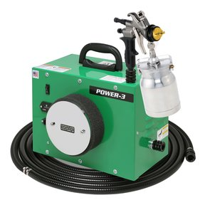 POWER-3 with A7700QT spray gun