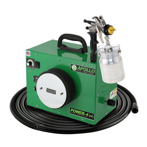 View a Larger Image of Power-4 VS HVLP Spray System with Quick-Release Cup Gun