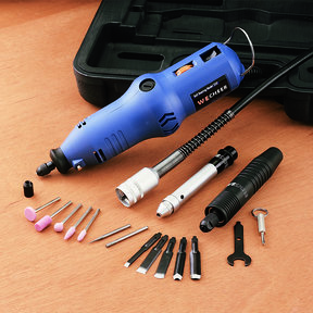 Power Carving Kit