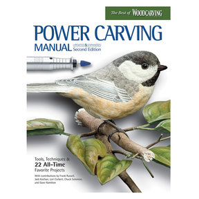 Power Carving Manual, 2nd Edition