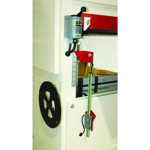 View a Larger Image of Power Lift Table for Safety Speed Wide Belt Sanders