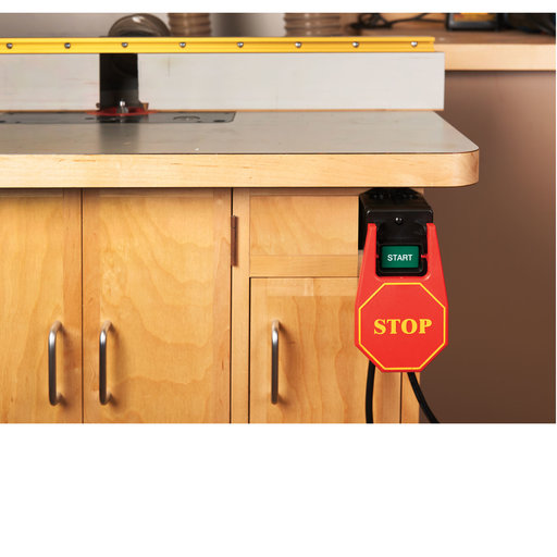 WoodRiver - Power Tool Safety Switch