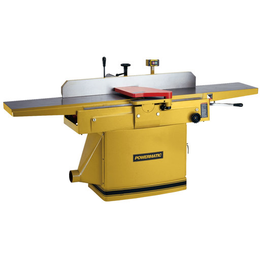 "View a Larger Image of 12"" Jointer, 3HP, 1PH, 230V Only, Straight Knife, Model 1285"
