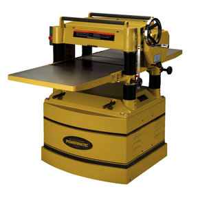 "209HH, 20"" Planer, 5HP 1PH 230V, with Byrd Cutterhead"
