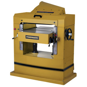 """22"""" Planer with Helical Cutterhead, 7.5HP 1PH 230V, Model 201HH"""