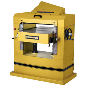 "22"" Planer with Helical Cutterhead, 7.5HP 3PH 230V, Model 201HH"