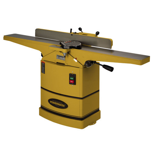 "View a Larger Image of 6"" Jointer with Helical Cutterhead, Model 54HH"