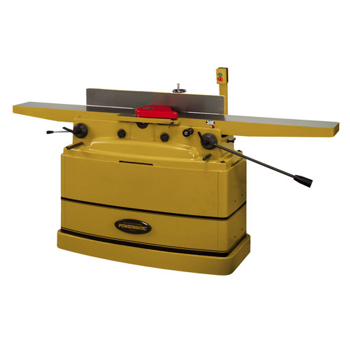 "View a Larger Image of 8"" Parallelogram Jointer with Helical Cutterhead, Model PJ-882HH"