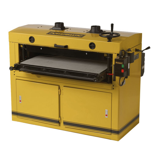 "View a Larger Image of DDS-237, 37"" Dual Drum Sander 7.5HP, 1PH, 230V"