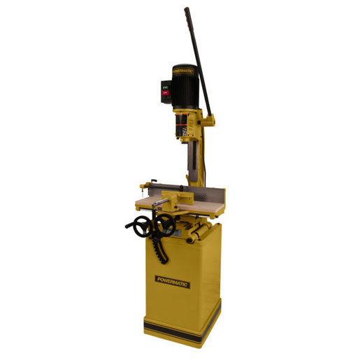View a Larger Image of Hollow Chisel Mortiser with Tilting Table, Model 719T