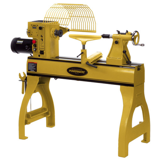 View a Larger Image of Lathe, Model 3520B
