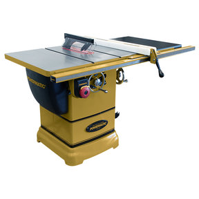 "1-3/4HP 1PH 115/230V PM1000 Table Saw with 30"" Accu-Fence System"