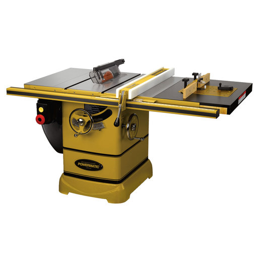 "View a Larger Image of PM2000, 3HP 1Ph Table Saw w/ 30"" Accu-Fence System & Rout-R-Lift"