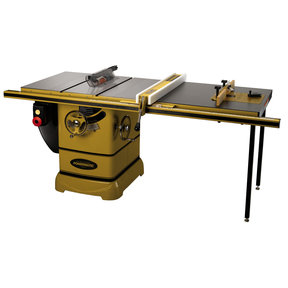 "PM2000, 3HP 1PH Table Saw w/50"" Accu-Fence System & Rout-R-Lift"