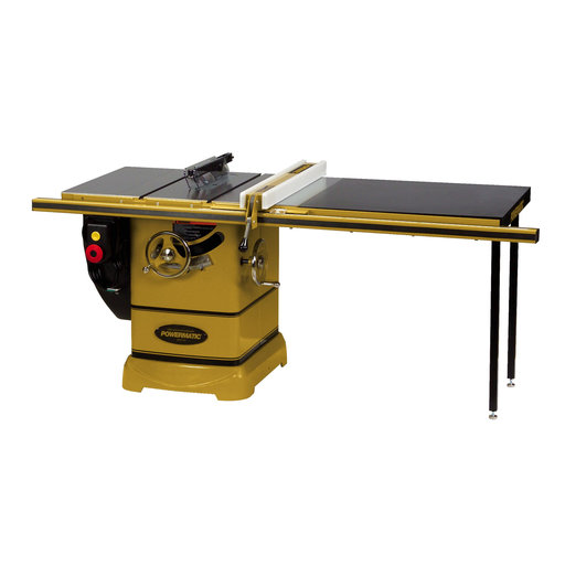 "View a Larger Image of PM2000, 5HP 1PH Table Saw w/ 50"" Accu-Fence System"