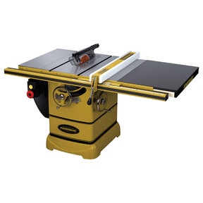 "PM2000, 5HP 3PH Table Saw w/ 30"" Accu-Fence System & Rout-R-Lift"