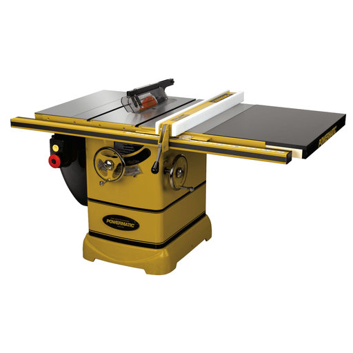 "View a Larger Image of PM2000 Tablesaw, 5HP, 1PH, 30""AccuFence"
