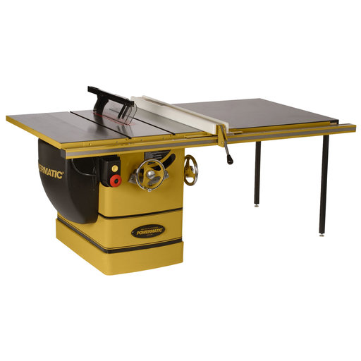 "View a Larger Image of PM3000 14"" Tablesaw, 7.5HP, 3PH w/ 50"" Accu-Fence System"