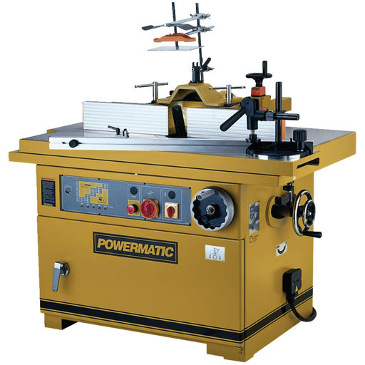 View a Larger Image of Shaper with Sliding Table, 7-1/2HP 3PH 230/460V, Model TS29