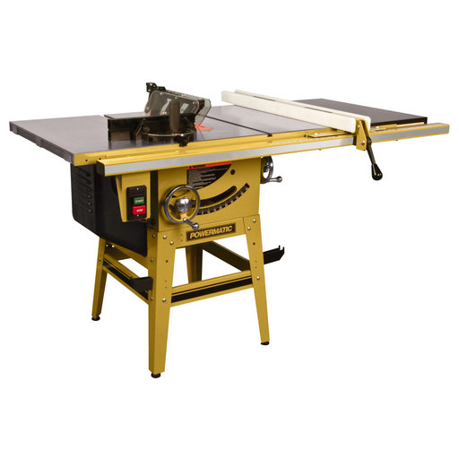 "View a Larger Image of Table Saw, 1-3/4HP, 30"" Fence with Riving Knife, Model 64B-30"