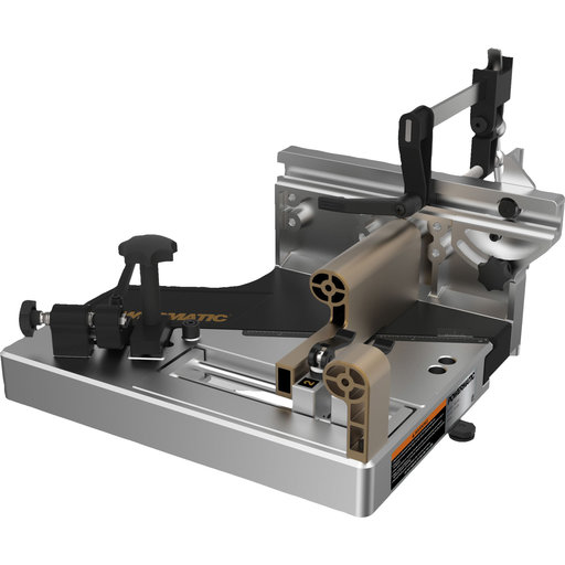 View a Larger Image of Tenoning Jig, Model PM-TJ