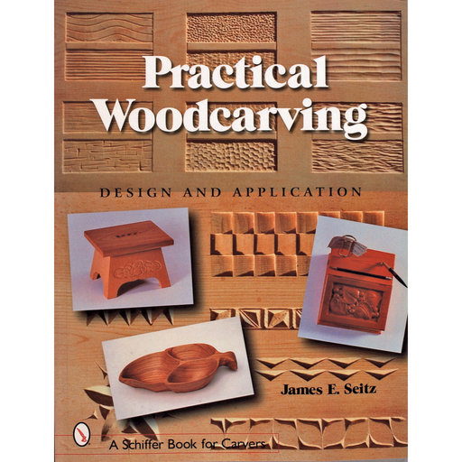 View a Larger Image of Practical Woodcarving
