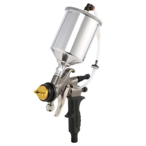 View a Larger Image of Precision-5 PRO LE HVLP Turbospray System with Gravity Feed Spray Gun