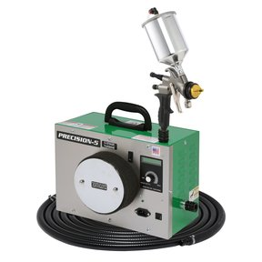 PRECISION-5 with A7700GT-600 spray gun
