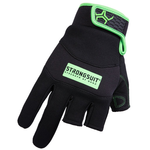 View a Larger Image of Precision Black/Green XXL