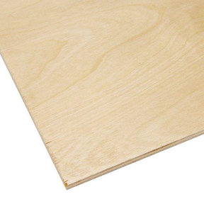 "Prefinished Drawer Bottom 1/4"" x 24"" x 48"""