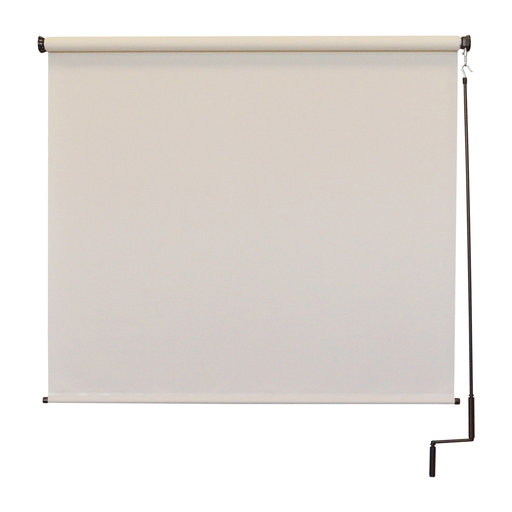 View a Larger Image of Premier Cordless Outdoor Sun Shade, 6' W x 8' L, Palm
