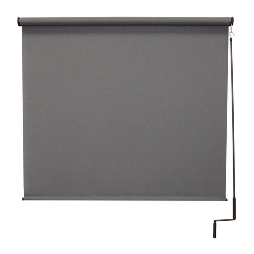 View a Larger Image of Premier Cordless Outdoor Sun Shade, 7' W x 8' L, Elder