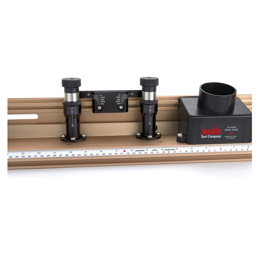 View a Larger Image of Premium TA Router Table Fence
