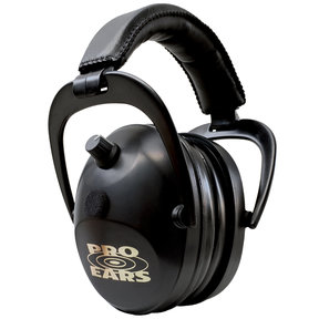 Gold II 26 - Black - - Electronic Earmuffs