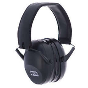 Ultra Gel Black 25 - Passive Hearing Protection