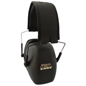 Ultra Gel Black 29 - Passive Hearing Protection