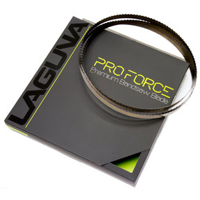 "Pro Force 1 / 2"" x 14 TPI x 123.5"" Bandsaw Blade"
