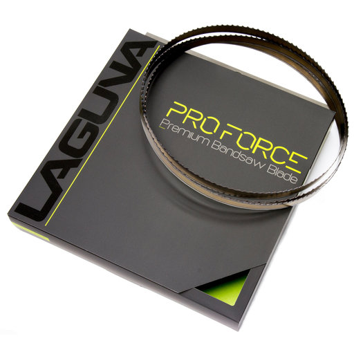 "View a Larger Image of Pro Force 1 / 4"" x 4 TPI x 123.5"" Bandsaw Blade"