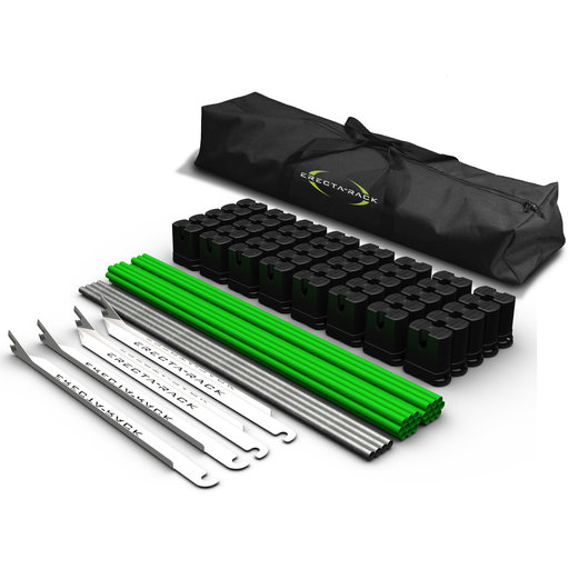View a Larger Image of PRO Series 10-Level Erecta-Rack Kit w/ Bag