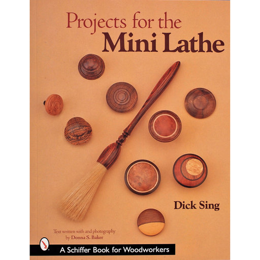 View a Larger Image of Projects for the Mini Lathe