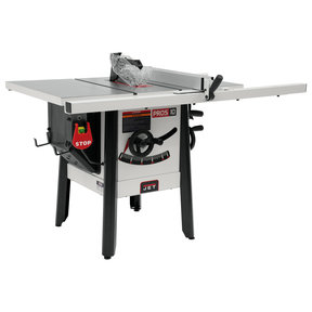"1-3/4HP 1PH 115V ProShop II Table Saw with Cast Wings and 30"" Rip Capacity"