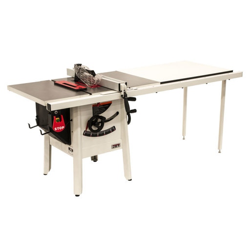 "View a Larger Image of ProShop II Table Saw with Cast Wings, 230V, 52"" Rip"