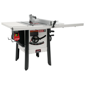 "1-3/4HP 1PH 115V ProShop II Table Saw with Stamped Steel Wings and 30"" Rip"