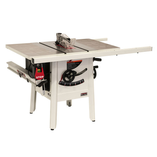 "View a Larger Image of 1-3/4HP 1PH 230V ProShop II Table Saw with Stamped Steel Wings and 30"" Rip Capacity"