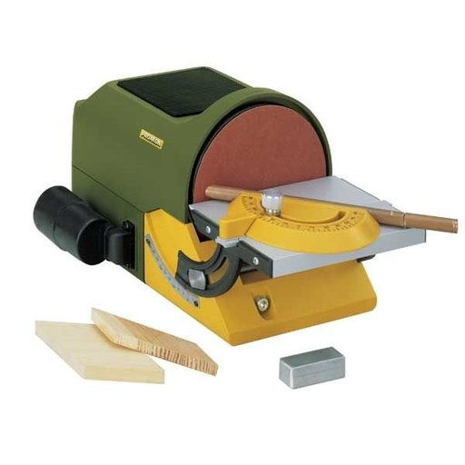 View a Larger Image of Disk Sander TG 125/E, Model 37060